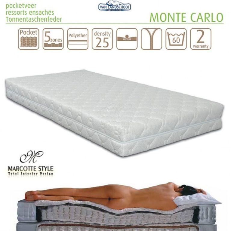 Monte Carlo Matras
