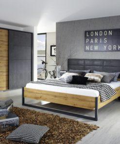 slaapkamer-modern-industrieel