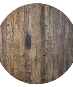 6065 TOP - Dining table top Bodhi round 160 Ø