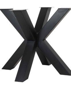 6067 LEG - Leg double cross Bodhi Black