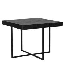 6509 BLACK - End table Oakura