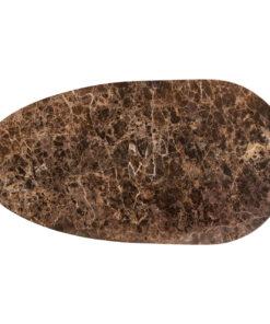 7033 - Coffee table Dalton brown emperador marble