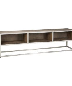 7307 - TV-Unit Redmond / Maddox with 3 open compartments