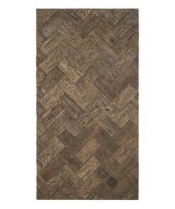 7324 - Coffee table Herringbone 150x80