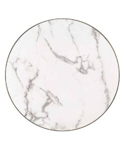 7361 - Coffee table Odin round Ø80 faux marble