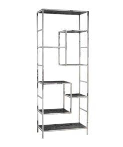 7409 - Display unit Blackbone silver