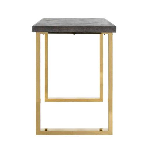 7429 - Bar table Blackbone gold 160
