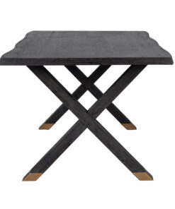 7490 - Dining table Hunter Cross-leg 200