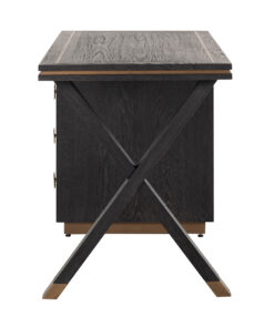 7491 - Desk Hunter 3-drawers