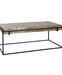 825036 - Coffee table Calloway champagne gold