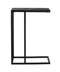 825074 - Sofa table Bolder aluminium black