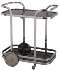 9420 - Trolley Hennesy with black glass
