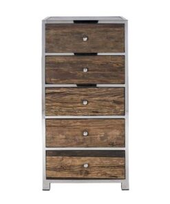 9859 - Chest of drawers Kensington 5-drawers