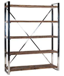 9872 - Book case Kensington 5-shelves