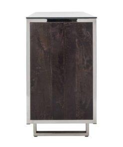 9876 - Sideboard Kensington 2-doors- 3-drawers incl. glass