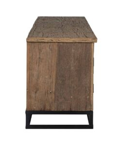 9886 - TV-Unit Raffles 4-doors Recyceld wood
