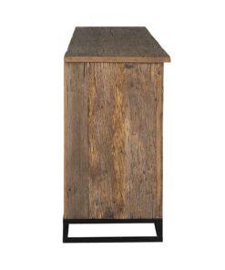 9888 - Sideboard Raffles 4-doors Recyceld wood