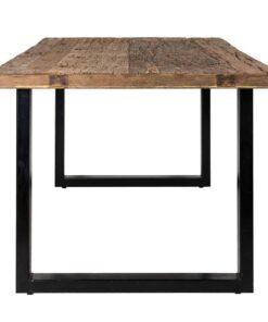 9897 - Dining table Raffles 200 Recyceld wood