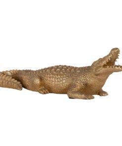 -AD-0002 - Art decoration Crocodile small