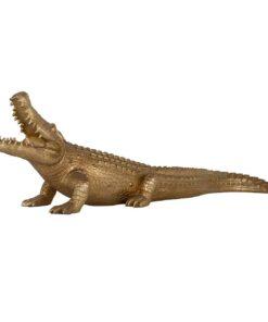 -AD-0003 - Art decoration Crocodile big