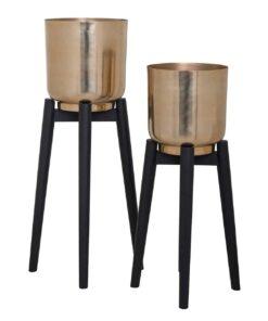 -FP-0005 - Planter Jalyce set of 2 (small/big)