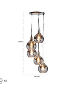 -HL-0095 - Hanging lamp Camdon