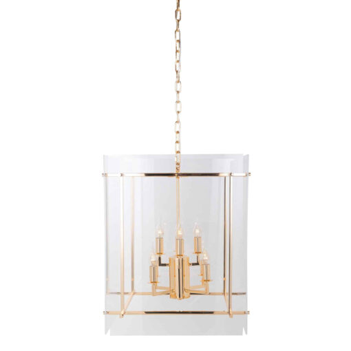 -HL-0105 - Hanging lamp Chess with acrylic