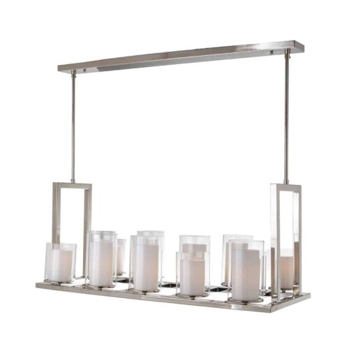 -HL-0108 - Hanging lamp Naila with 14 candle holders