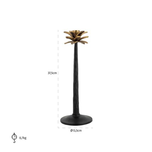 -KA-0093 - Candle holder Everlee big