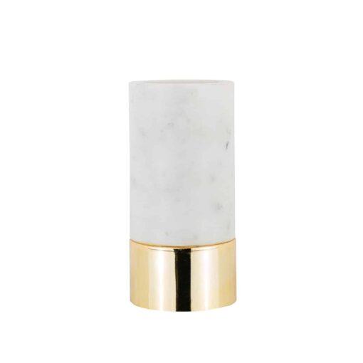-KA-0097 - Candle holder Morton marble small
