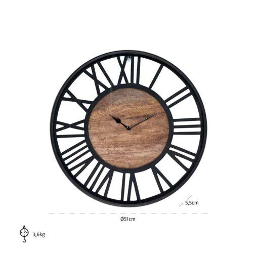 -KK-0057 - Clock Scott