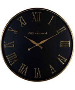 -KK-0065 - Clock Deonne round gold