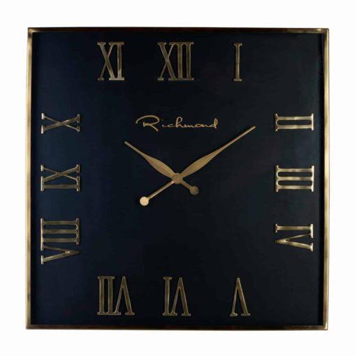 -KK-0066 - Clock Derial square gold
