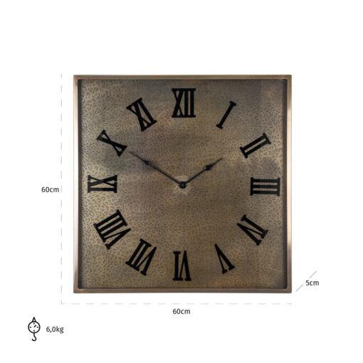 -KK-0074 - Clock Bradlee
