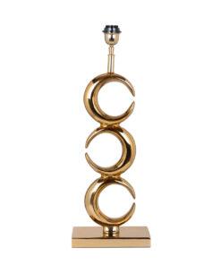 -LB-0078 - Table Lamp Moon gold