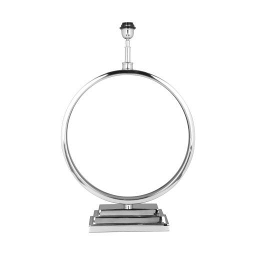 -LB-0079 - Table Lamp Dyon silver