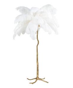 -LB-0081 - Floor Lamp Burlesque white