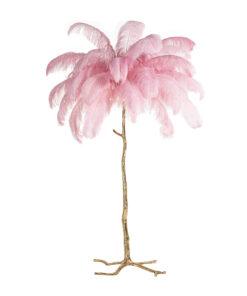-LB-0085 - Floor Lamp Burlesque pink