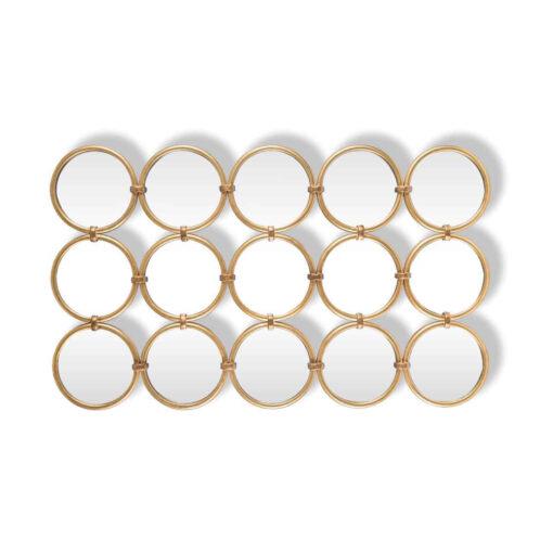 -MI-0039 - Mirror Coley with 15 round mirrors