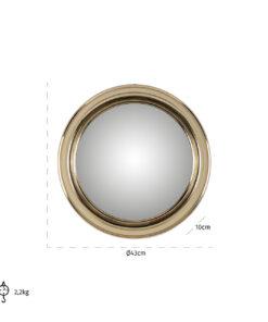 -MI-0041 - Mirror Maylynn 43Ø