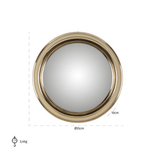 -MI-0042 - Mirror Maloe 55Ø