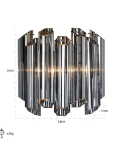 -ML-0001 - Wall lamp Feline