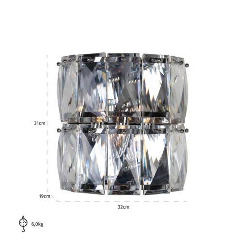 -ML-0003 - Wall lamp Auden