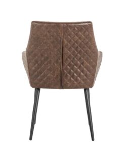 S4390 - Chair Chrissy PU leather