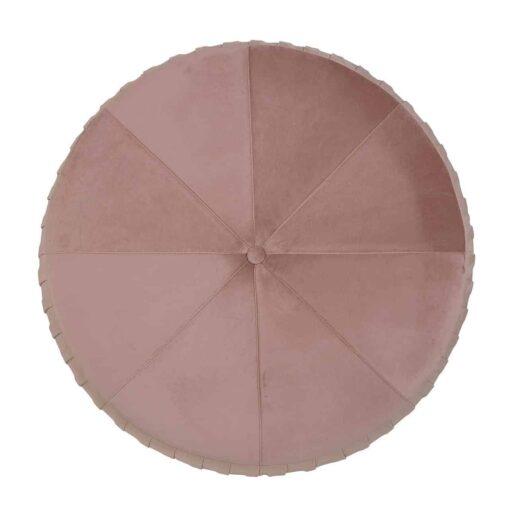 S4429 PINK VELVET - Pouffe Joya  Pink velvet