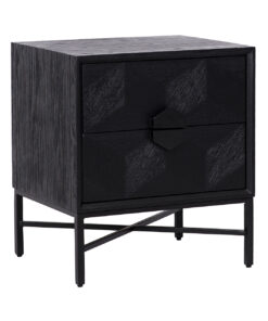 7544 - Chest of drawers Blax with 2-drawers