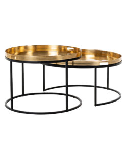 9911 - Coffee table Dustin set of 2