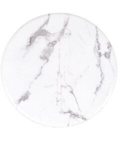 9914 - Coffee table Degas round 80Ø faux marble