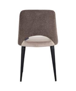 S4482 KHAKI - Chair Tabitha Quartz Khaki / Alaska Stone