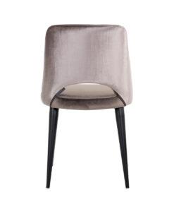 S4482 STONE - Chair Tabitha Quartz Stone / Emerald Stone